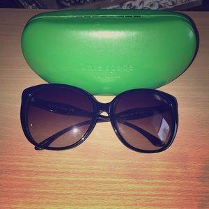 Kate Spade Black Sunglasses